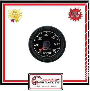 """AutoMeter 2-1/16"""" Ford Factory Match Boost Pressure Analog Gauge * 8405 *"""
