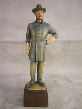 """ANRI Hand Carved Wood Ulysses S. Grant ~ # 747 of 1000 ~ 9"""" Tall"""