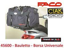 45600 Bauletto Borsa FACO by Ciak-Roncato con Piastra per Moto/Scooter YAMAHA