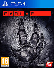 Evolve ~ PS4 (in Great Condition)