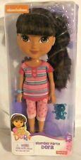 Fisher-Price Nickelodeon Dora & Friends Slumber Party Dora Doll New