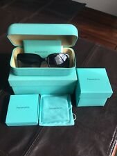 Authentic TIFFANY & CO. Rectangular Sunglasses TF 4047B - 80553C With Free Gifts