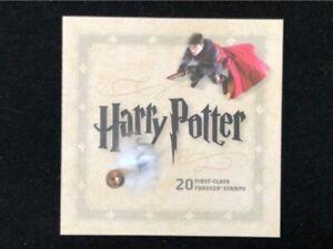 U.S: #4825-44 HARRY POTTER FOREVER STAMP MINT BOOKLET/20 NH OG