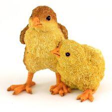 Baby Chicks Miniature Figurine (4299) Fairy Garden Terrarium