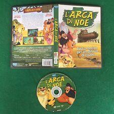 (DVD) L'ARCA DI NOE' Eagle Film (2007) ANIMAZIONE Spedizione GRATIS !!!