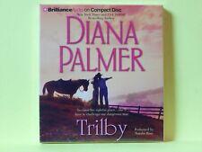 Trilby by Diana Palmer (2012, CD, Abridged)