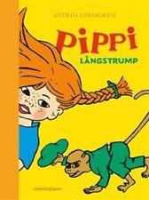 Buch Astrid Lindgren SCHWEDISCH svenska Pippi Långstrump Langstrumpf, NEU 2020