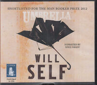 Will Self Umbrella 14CD Audio Book Unabridged Contemporary Fiction FASTPOST