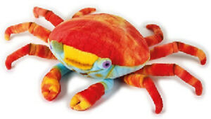 NEW PLUSH SOFT TOY National Geographic 770803 Crab Sally Lightfoot 47cm