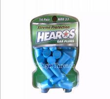 Hearos Original Formulation Xtreme Protection Ear Plugs sleeping travel studying
