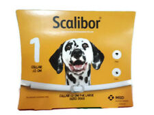 Scalibor Dog Collar 65cm Prevent Fleas Kill Ticks Protector 6 Months Large Dogs