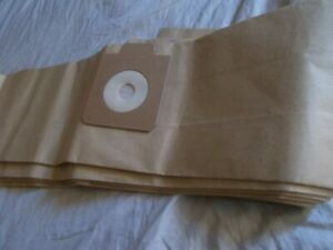 Replacement Vacuum Cleaner Bag For Morphy Richards BULLDOG 70191 -Pack of 5
