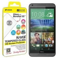 AMZER Kristal HD Tempered Glass Screen Protector for HTC Desire 816