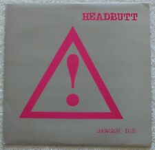 "HEADBUTT Danger Ice 10"" UK Noise SKULLFLOWER Whitehouse GODFLESH Splintered"