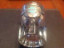 Shot Glass -HARLEY DAVIDSON-STURGIS 1991-Pewter Logo-VERY RARE FROM 1991-NEW-BOX