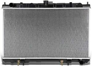 For Nissan Altima 1995-2004/infiniti i30/i35 Aluminum Core Radiator Trans Oil