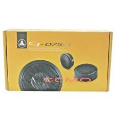 """JL Audio C1-075ct 3/4"""" C1 Series Component 150W Max Aluminum Dome Tweeters"""