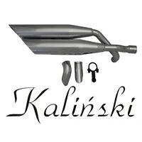 KALINSKI POT D'ECHAPPEMENT SILENCIEUX Yamaha XV Virago 750 / Virago 1100