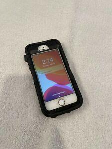 Apple iPhone SE 16GB Rose Gold Unlocked A1662 CDMA GSM MLY62LL/A CLEAN ESN USED
