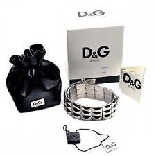 Dolce& Gabbana Sliver Sheen Choker Necklace Dj0828