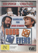 Terrence Hill  Odds & Evens *New & SEALED* Region 4   UPC 9317485870051