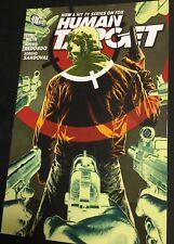 HUMAN TARGET - Fox Television - DC Comics - Trade Paperback TPB