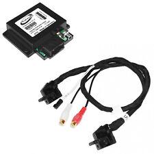 Für Navi Radio VW Audi MFD 2 RNS 2 Original Kufatec Multimedia Adapter DVD DVB-T