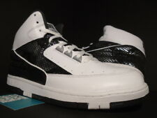 2013 NIKE AIR PYTHON LUX SP FORCE 1 2 SNAKESKIN WHITE SILVER BLACK 632631-110 12