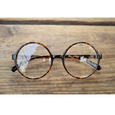 1920s Vintage Eyeglasses round oliver retro 04R85 Leopard frames rubyruby