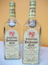 2 FLASCHEN Fränkischer Hochmoorgeist, Kräuterlikör - 0,7 ltr. (35,54€/1l) 56%