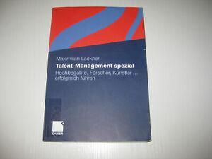 Talent-Management spezial von Maximilian Lackner , 1. Aufl. (2011, Taschenbuch)