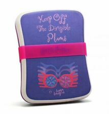 Harry Potter LUNA LOVEGOOD Bamboo LUNCH BOX Keep off the Dirigible plums