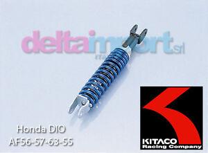 Stoßdämpfer Blau KITACO B250B Schock Absorber Honda Dio Z4 AF56 AF57 AF63 AF55