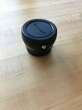 Fotodiox Lens Mount Adapter - Nikon Nikkor F Mount D/SLR Lens to Micro Four Thir