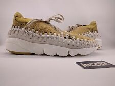 Nike Men's Air Footscape Woven Chukka QS 12 [913929 700] wheat suede