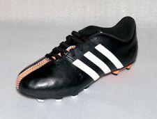 adidas B40159 11 Nova FG J Leder Fußball schuhe Soccer 37 1/3 UK4,6 Schwarz Weiß