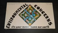 Environmental Concerns Vtg 1993 Board Game