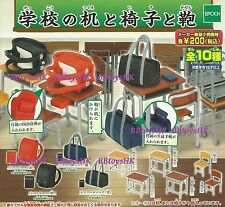 Epoch Capsule School Classroom Desk Chair Bag Satchel Full Set of 10 pcs