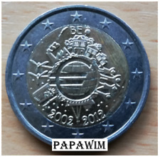 """2 euro België/Belgique 2012 """"TYE"""". Nieuw."""