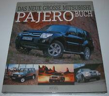 Bildband Das Grosse Mitsubishi Pajero Buch L0 40 V 20 60 80 NEU!