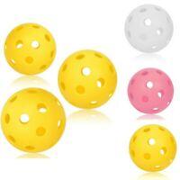 """1pc 70mm/2.76"""" EVA Pickleball Bouncy Durable Ball for Outdoor Indoor Activities"""