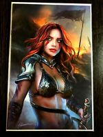 Red Sonja: Birth of the She Devil #1 S. Maer EXCLUSIVE Virgin Cover LTD 500 NM+