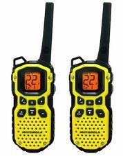 Motorola MS350R 35-Mile Talkabout Waterproof 2-Way Radio (Pair) NEW