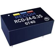 Driver led 36 v/dc 500 ma recom lighting rcd24-0.50