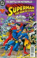 Superman: MAN of steel # 34 (8 pages COBALTO preview) (USA, 1994)