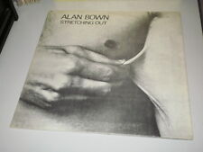 ALAN BOWN - STRETCHING OUT - ISLAND GATEFOLD LP 1972 - MADE IN ITALY - PSYCHPROG