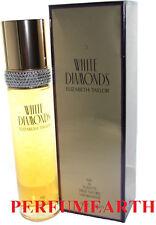 WHITE DIAMONDS 1.0 OZ EDT(NO CELLO) FOR WOMEN BY ELIZABETH TAYLOR & NEW IN A BOX