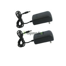 Lot2 New AC TO DC 12V 2A power supply adapter For CCTV Security Camera