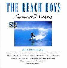 Summer Dreams [1990] by The Beach Boys (CD, Jun-1990, EMI Music Distribution)
