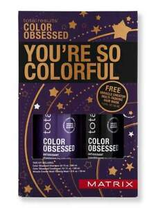 Matrix Total Results Color Obsessed Shampoo & Conditioner Gift Set